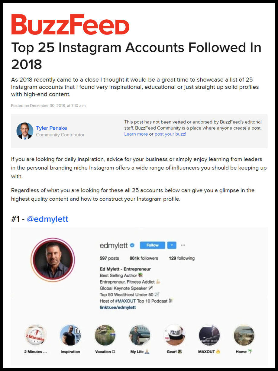 Buzzfeed-Top-25-Instagram-Followed-Article
