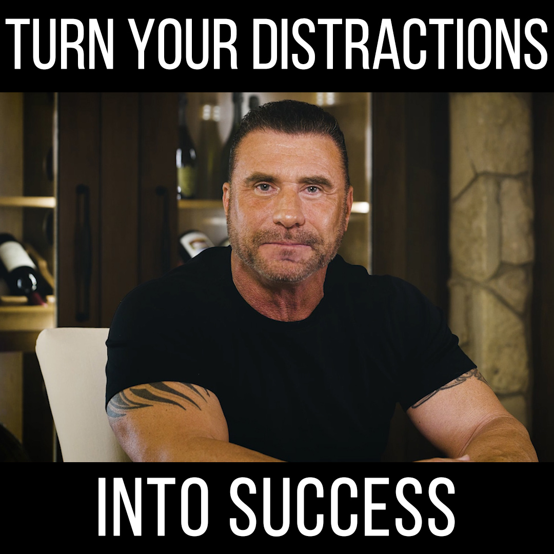 distractions - cover image