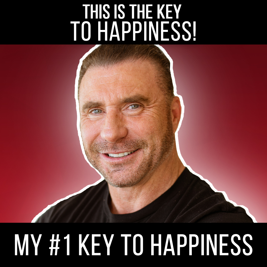 This is the key to happiness